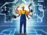 Все виды строительных работ, работа по сантехники, сварка электрика замена стояков.