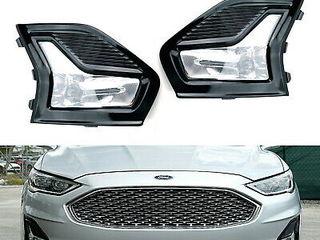 Ford Fusion Led противотуманки.