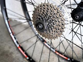 Велоколеса состояние новых комплект Диор +Алекс Римс+шимано11-32 9ск Япония на 26