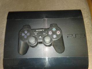 PS3 Super Slim 500 Gb прошитая