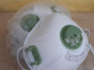 Маски защитные    FFP3 NR     маски KN 95