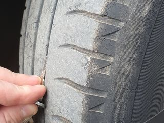 Шины Michelin  летние 4 шт.
