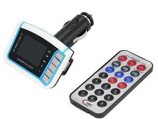 FM передатчик, воспроизведение MP3 на штатную магнитолу.