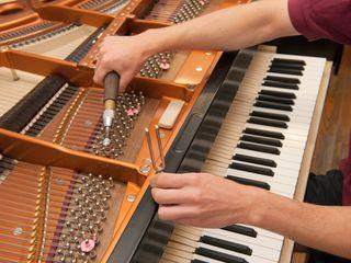 Acordarea pianului profesionist / professional tuning piano / профессиональная настройка фортепиано