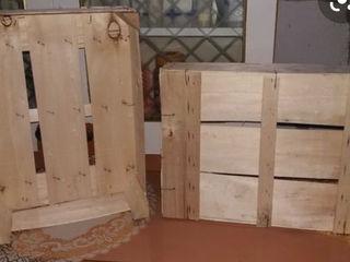 Lazi de lemn ,Ящики lazi de plastic