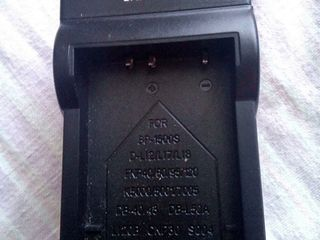 Заряд. устройство для зарядки фото/видео аккумуляторов