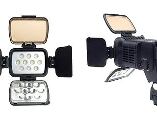 Профессиональный светодиодный видеоосветитель LBPS-1800.