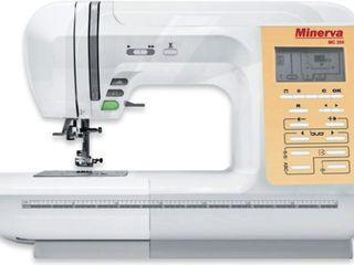 Компьютеризированная швейная машина minerva mc 300!!!
