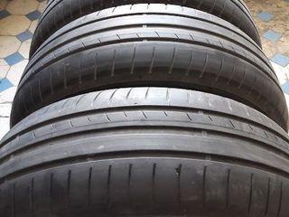 Set cauciucuri de vara Dunlop 195-65-R15. Hankook 205-65-R15 in stare foarte buna fara defecte.