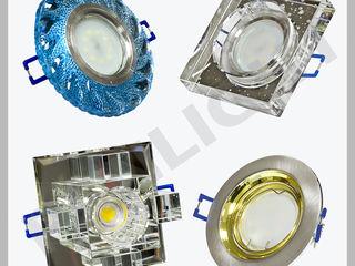 Spoturi incastrate, spoturi aplicate, spoturi cu LED, spoturi ieftine, spoturi accesibile, panlight
