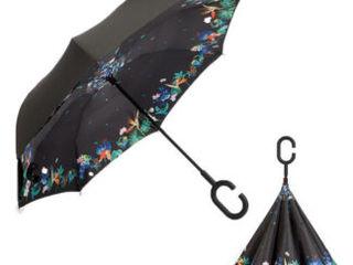 Зонт-наоборот (умный зонт) -250лей