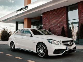 24/24 VIP Taxi - Mercedes AMG E63