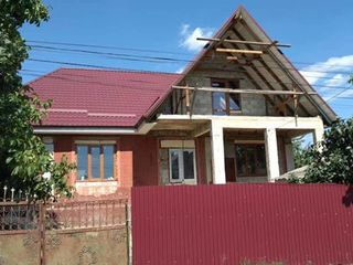 Se vinde casa nefinalizata (varianta gri) in Ungheni !!!