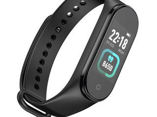 Bratara Fitness Hoco GA08 smart bracelet Black