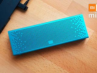 Boxa portabilă Xiaomi Mi Square Box Bluetooth Speaker îţi dăruieşte muzică de calitate!