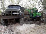 escavator excavator  servicii sapam incarcam ducem ...cotlovane beciuri fundatii ... si altele