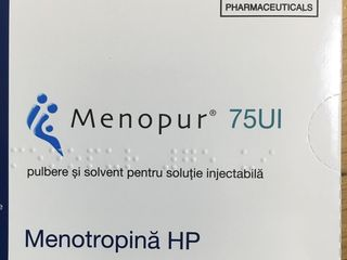 Menopur  / Cetrotide