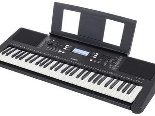 Sintetizator Yamaha PSR-E373. Livrare gratuita în toată Moldova, plata la primire.