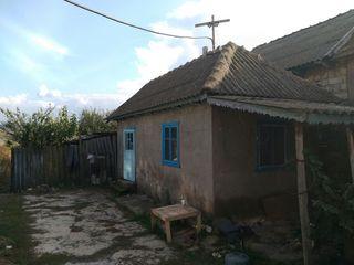 продам участок и старый дом ..