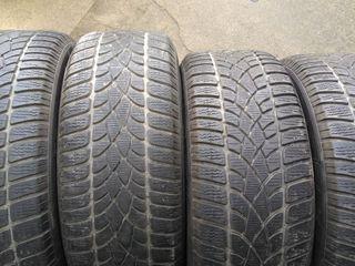 Зимняя резина Dunlop 225 55 17