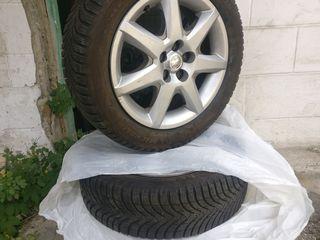 Toyota prius, cauciucurile Michelin 195/55 R16