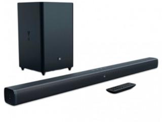 Jbl bar 21blkep  speakers 2.1/ 300 w/ черный