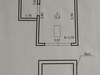 Продается 2-х комнатный гараж в ГСК-8