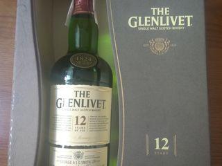 Glenlivet.односолодовый виски