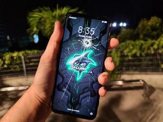 Xiaomi Black Shark 3 Ecranul stricat? Vino, rezolvăm deodată!