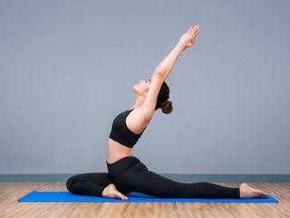 уроки йоги пилатес стрейчинг