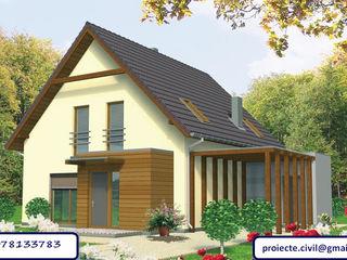 Arhitect - elaborez proiecte de executie pentru case individuale