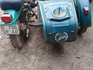 Урал Motocicleta
