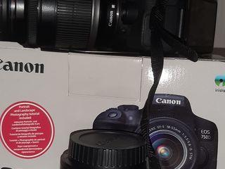 Продам Canon 750D