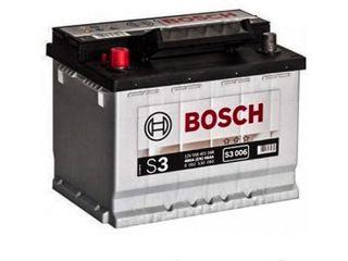 Аккумулятор 12V 56AH 480A Bosch S3 гарантия 2 года доставка бесплатно