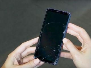Samsung Galaxy S 9 (G960) Ecranul stricat? Vino, rezolvăm îndată!