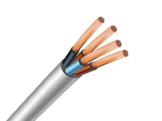Cablu electric, Fir electric, Электро Провода, Кабель,  ПВ1/3, ВВГнг, ПВС, АВВГ, NYM, СИП, UTP, FTP