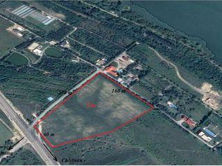 Vanzare lot 3 ha Lacul Ghidighici! Traseu Chisinau-Ungheni