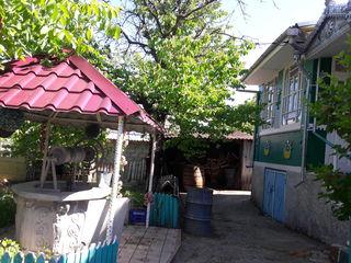 Casa de vînzare in satul Scoreni sau schimb pe apartament in Chișinău