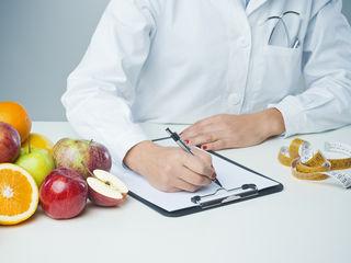 Slăbește cu nutriționistul - 3-5 kg/lună slăbite cu regim echilibrat
