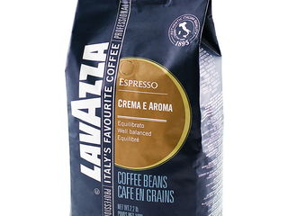 Cafea naturala Lavazza