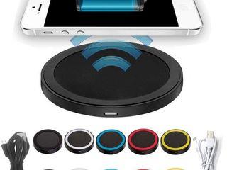 Incarcator wireless rapid universal pentru smartphone/smartwatch!