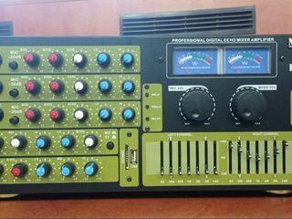 Amplificator Mixer activ ,, newstar'' - 3800 w.- la pret de 3000 lei !!!