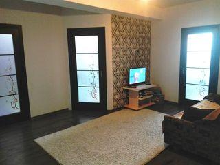 Apartament nou 64 m.p. in centru or. Ialoveni,  et. 5/6, euroreparatie, autonoma. Pret: 38 900 euro.