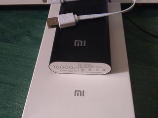 Новый в коробке power bank Xiaomi 16000 mAh за 400 лей!
