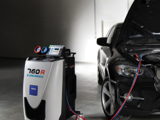 Обслуживание автомобильных кондиционеров в автосервисе Shell Helix