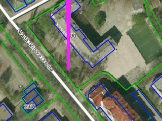 se vinde teren cu suprafata 0.6 ha,situat pe str.Titu Maiorescu 9