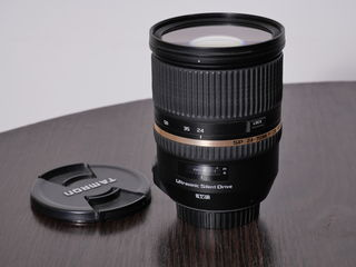 Tamron SP 24-70mm f2.8 VC USD для Canon!