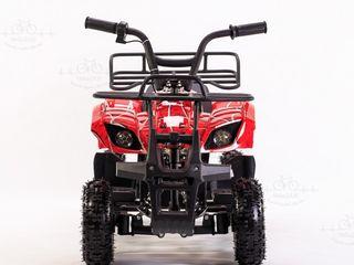 Motocicleta cu patru roti pentru copii roșie/Livrare gratuita in toata Moldova/6500 lei