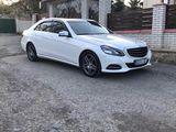 Mercedes E Class 2015 alb/ negru, pret promotional 85€/zi !