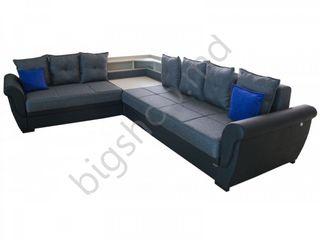 Canapea de colt confort n-18 (3658) în credit livrare gratuită !
